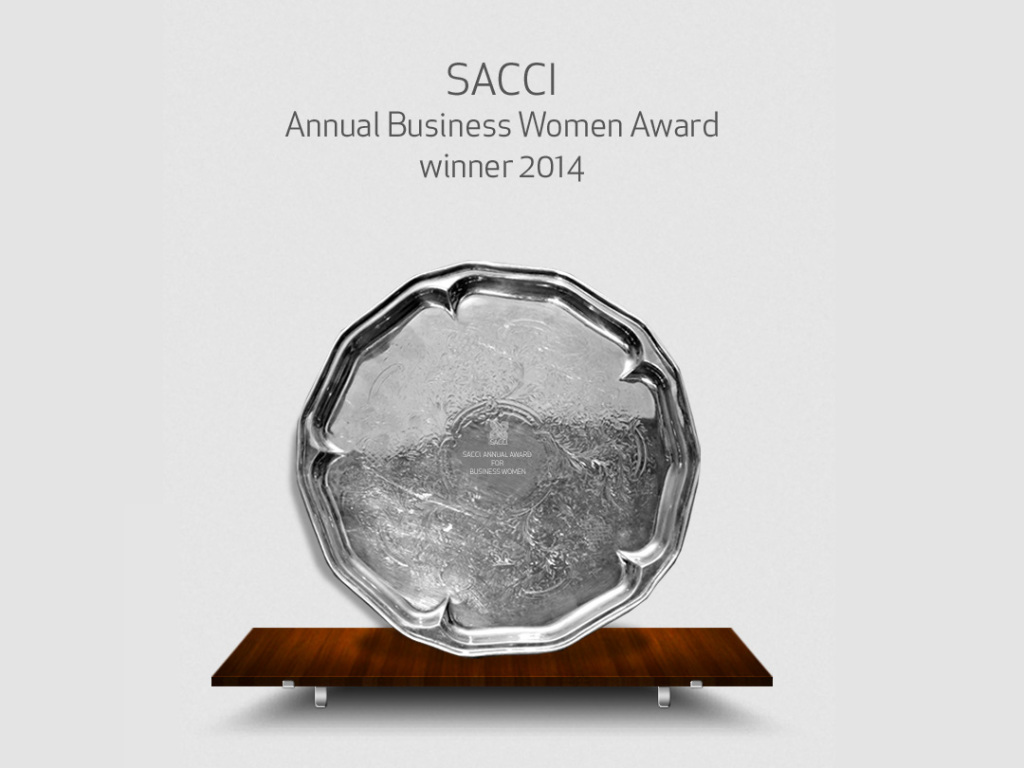SACCI Business Women of the Year 2014